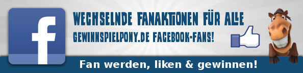 Gewinnspielpony bei Facebook