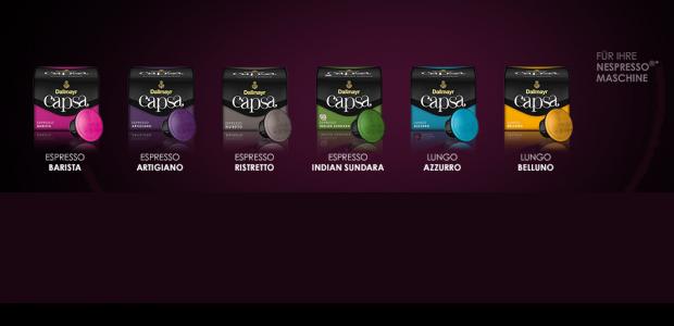 Rossmann Dallmayr capsa Nespresso Gewinnspiel