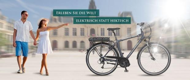 PROPHETE E-Bike Gewinnspiel