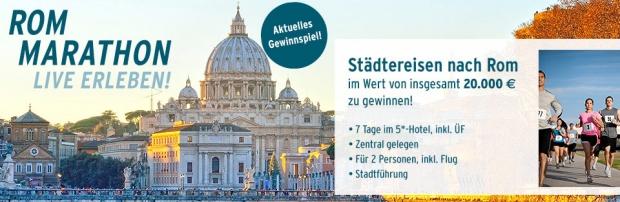 Rom-Reise oder 2000 Euro bargeld