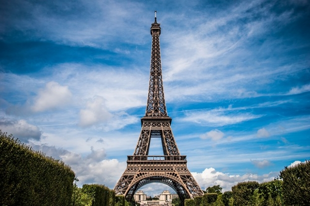 Mit BRIGITTE nach Paris