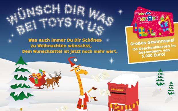 Www Toysrus De Gewinnspiel