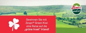 Zespri Kiwi Irland Reise Gewinnspiel
