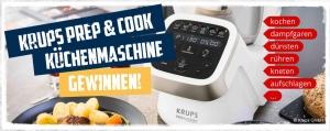 Die Kartoffel - Küchenmaschinen-Gewinnspiel