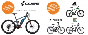 FOCUS - E-Bike Gewinnspiel