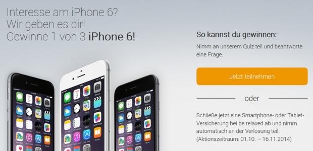 Gewinnspiele Iphone 6