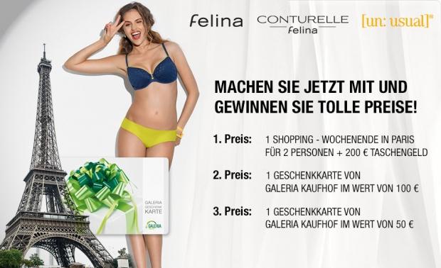 Felina Gewinnspiel